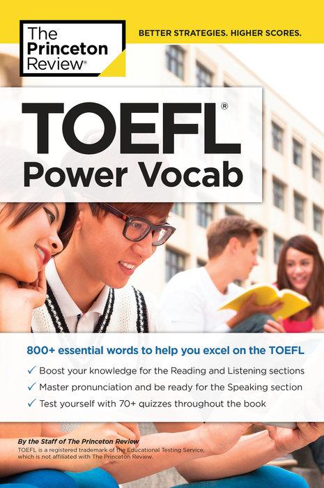 TOEFL Power Vocab wyatt rawdon check your english vocabulary for toefl