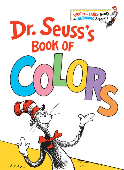 Dr. Seuss's Book of Colors out of this world dr seuss cat in the hat page 7