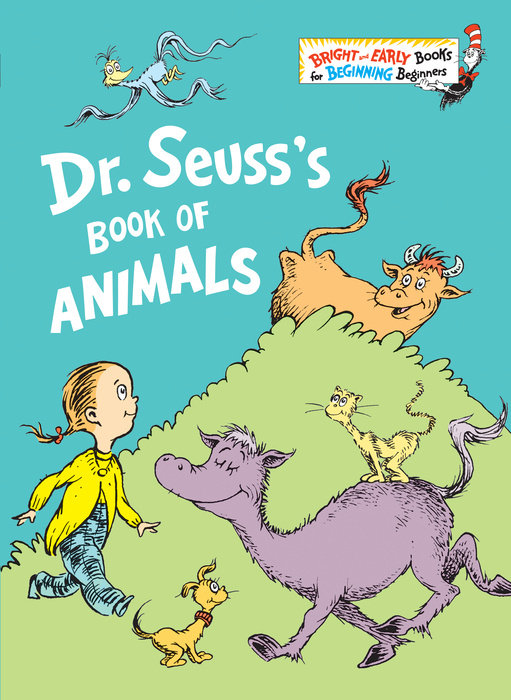Dr. Seuss's Book of Animals dr seuss bilingual classical books a set of 8 volumes for children improvement edition english and simplifiedchinese hardcover