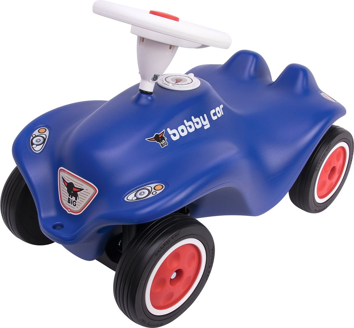 Машинка-каталка Big New Bobby Car big машинка bobby car rot