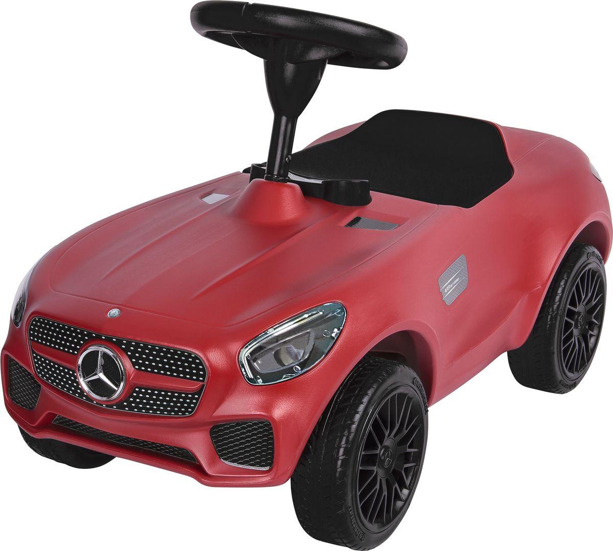 Машинка-каталка Big Premium AMG GT