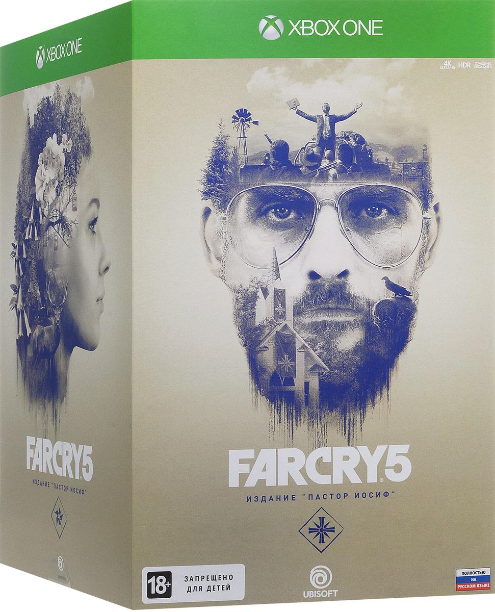 """Far Cry 5. Издание """"Пастор Иосиф"""" (Xbox One), Ubisoft Kiev,Ubisoft Montreal,Ubisoft Reflections,Ubisoft Toronto,Ubisoft Shanghai"""