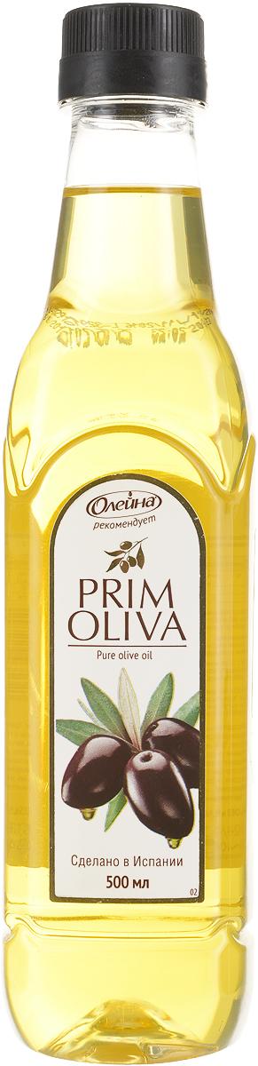 Primoliva масло оливковое pure, 500 мл