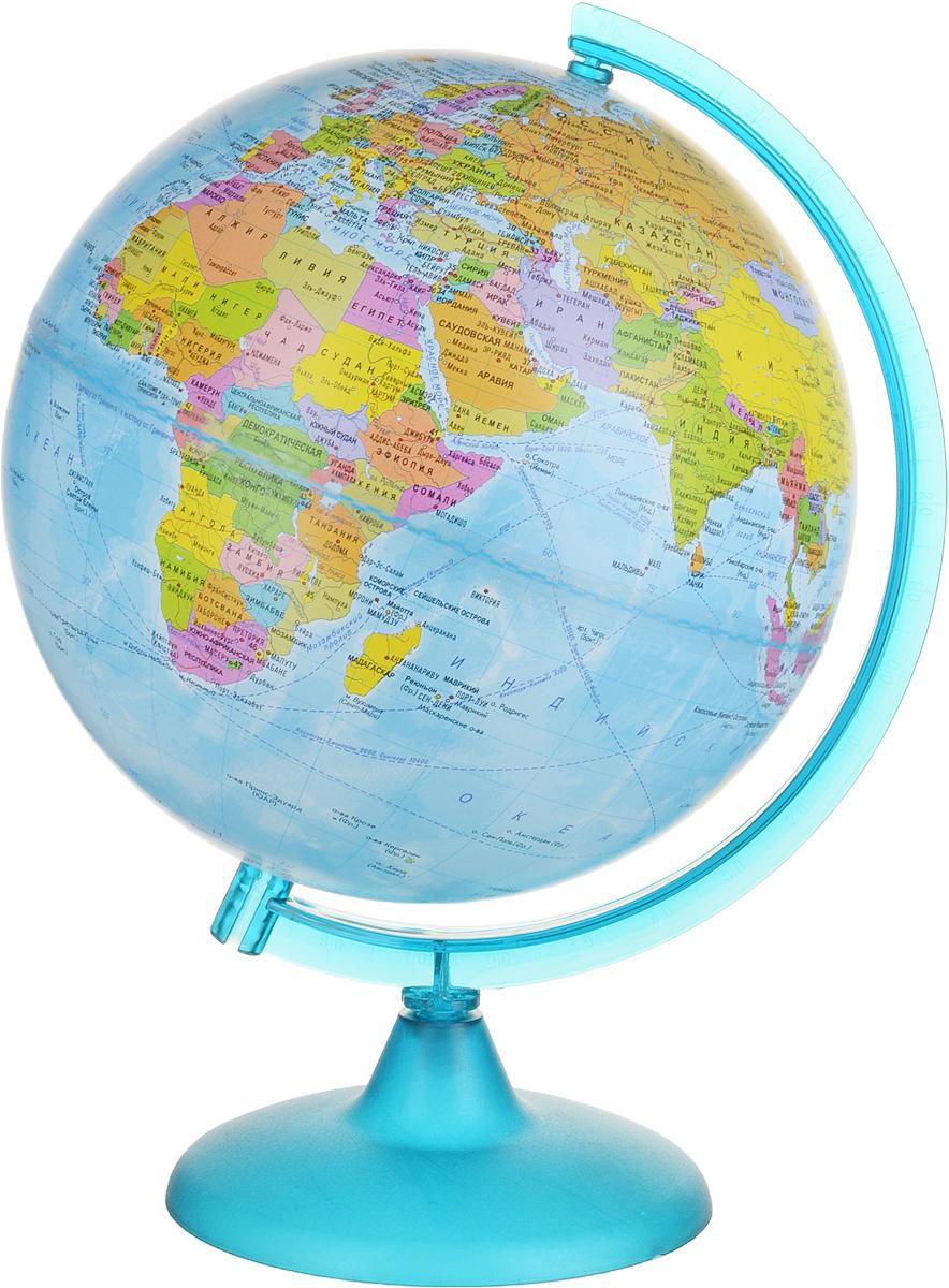 Глобусный мир Глобус с политической картой мира диаметр 25 см