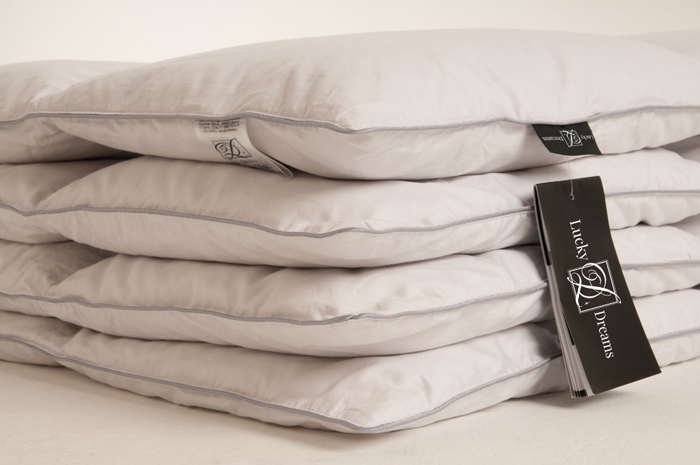 Одеяло Lucky Dreams  BIiss , батист, наполнитель: гусиный пух категории  Экстра , 172 х 205см -  Одеяла