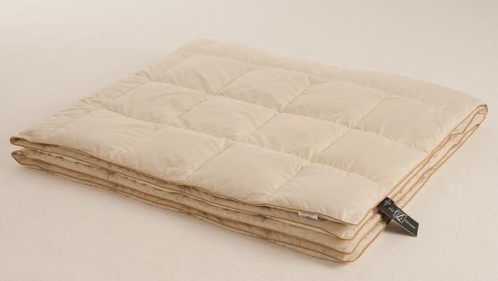 Одеяло легкое Lucky Dreams Sandman, батист, наполнитель: гусиный пух категории Экстра, 140 х 205 см подушка легкие сны sandman наполнитель гусиный пух категории экстра 50 х 68 см