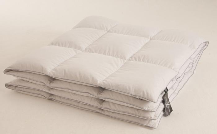 Одеяло легкое Lucky Dreams  BIiss , батист, наполнитель: гусиный пух категории  Экстра , 172 х 205см -  Одеяла