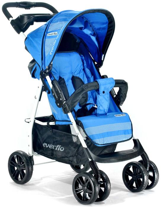 Everflo Коляска прогулочная E-230 Blue - Коляски и аксессуары - Коляски