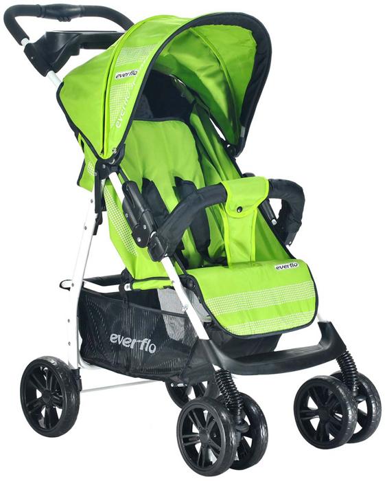 Everflo Коляска прогулочная E-230 Green - Коляски и аксессуары - Коляски