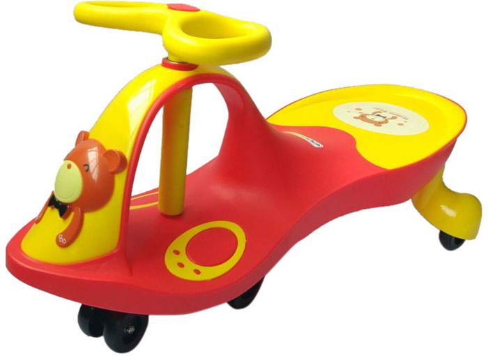 Everflo Машинка-каталка Smart Car Mini Red М002-1