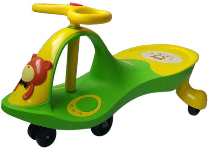 Everflo Машинка-каталка Smart Car Mini Green М002-2 - Каталки, понициклы