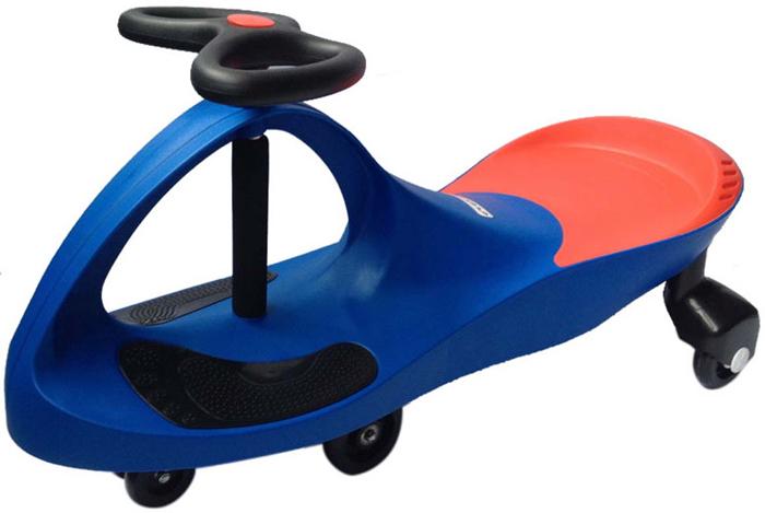 Everflo Машинка-каталка Smart Car Blue М001-4