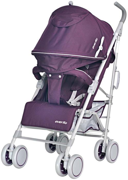 Everflo Коляска трость Everflo ATV Purple