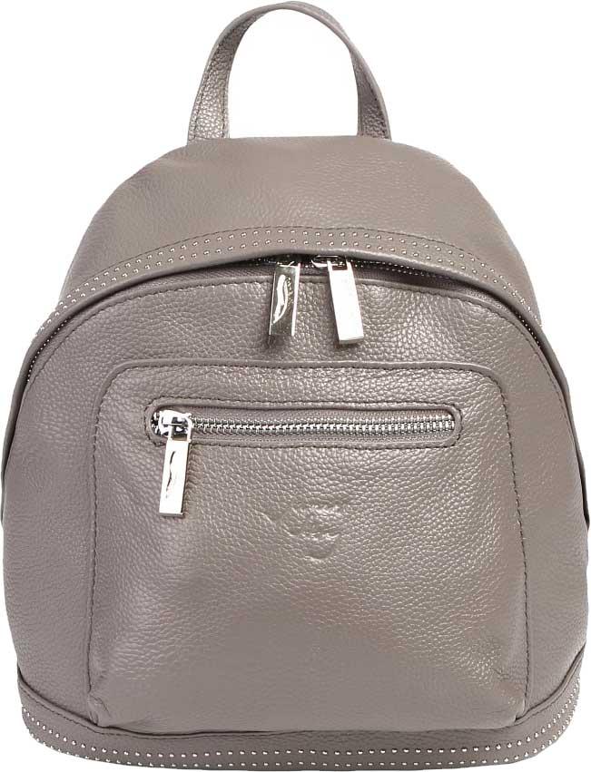 Рюкзак женский Jane's Story, цвет: серый. RA-80607-77