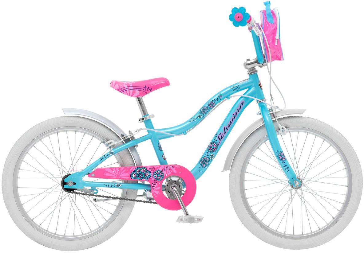 Велосипед детский Schwinn Mist, цвет: небесно-голубой