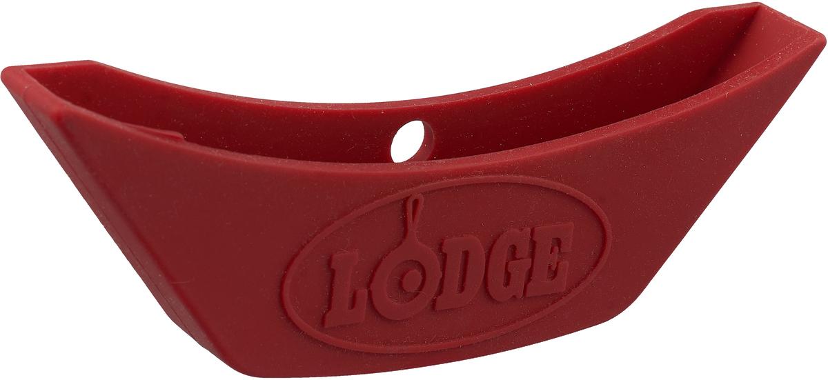 Прихватка Lodge, силиконовая, цвет: красный. ASPHH41