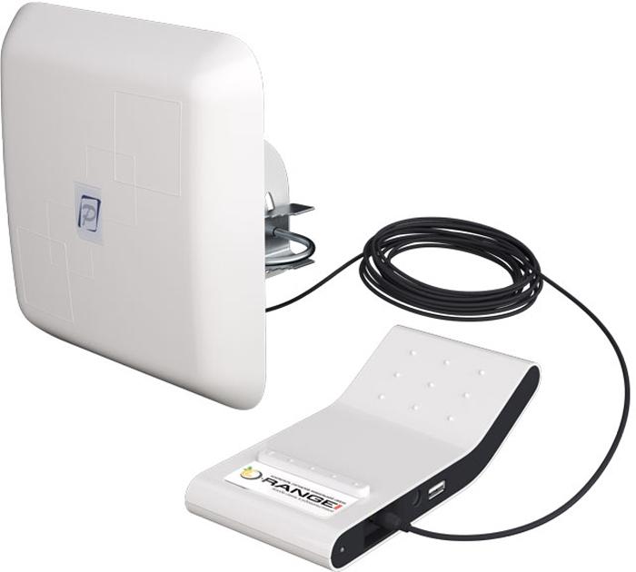 РЭМО Orange-2600 Plus, White усилитель сигнала мобильной связи original unlock huawei e5573s 606 portable lte fdd mobile wifi 150mbps 4g wireless router with sim card slot plus antenna