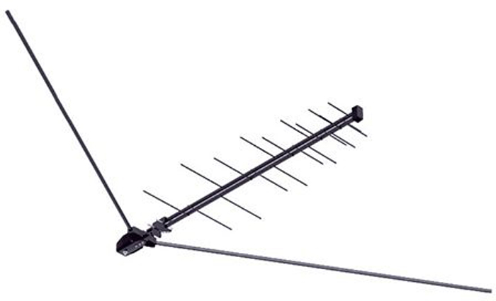 РЭМО Диметра-1011А, Black уличная ТВ-антенна (пассивная)