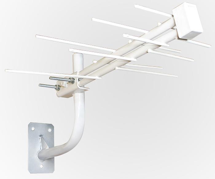 РЭМО BAS-1109-P Селена-мини, Black уличная ТВ-антенна (пассивная)
