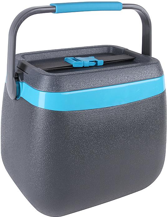Изотермический контейнер Rosenberg RPL-805007 предназначен для хранения продуктов при нужной температуре. Благодаря своим пластиковым стенкам с термоизоляционным слоем, теромконтейнер может сохранять стабильную и оптимальную температуру, при которой ваши продукты не будут размораживается, таять или остывать. Безопасные материалы отделки позволяют хранить в таком контейнере совершенно разные продукты, начиная от фруктов и овощей, заканчивая скоропортящимися продуктами. Охлажденные продукты даже в жаркие дни! С изотермическим контейнером фрукты, овощи и даже готовые блюда сохранят свою свежесть и естественный вкус намного дольше, чем если бы вы их хранили в простой корзинке для пикника, продуктовой термосумке. Такой контейнер подходит для хранения не только продуктов, но и напитков. Просто положите в него уже охлажденные до комфортной для вас температуры сок, чай или воду, положите к ним аккумулятор холода и можете наслаждаться спасительной прохладой в очень жаркие и знойные дни. Главные достоинства контейнера Корпус контейнера выполнен из прочного пластика, который также отличается своей устойчивостью к воздействию УФ-лучей. Вмещает до 9 литров, поэтому можно расположить все самое необходимое. Удобная съемная крышка. Ручка для комфортной переноски легко поднимается и опускается. Устойчивая и долговечная конструкция. В таком контейнере ваши продукты не помнутся и не потеряют свой вид. Изделие очень легко моется, поэтому уход за ним не составит никакого труда. Контейнер станет незаменимым приобретением для тех, кто занимается рыбалкой, охотой или просто любит часто выбираться на природу. Несколько советов по использованию Чтобы контейнер долго эффективно поддерживал нужную температуру, рекомендуется не оставлять его открытым или часто поднимать крышку. Заполняйте его уже замороженными или охлажденными продуктами. Изотермический контейнер работает за счет аккумуляторов холода, которые следует оставлять в морозилке до полной заморозки жидкости. В комплект входят 2 специа
