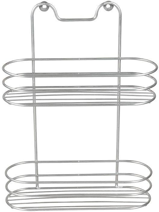 Полка для ванной угловая RUS-385001-2 двухярусная , которая прекрасно впишется в интерьер любой ванной комнаты. Он поможет удобно разместить предметы личной гигиены и различные хозяйственные принадлежности. Теперь все необходимые бытовые предметы будут под рукой. Изделие выполнено из высокопрочной стали с хромированным покрытием; материал идеально подходит для помещения с повышенной влажностью. Имеется ограничитель, предотвращающий соскальзывание предметов. Основа поможет избежать скопления воды. Полка не требует особого ухода, рекомендуется лишь периодически протирать ее влажной тканью с нейтральными чистящими средствами.