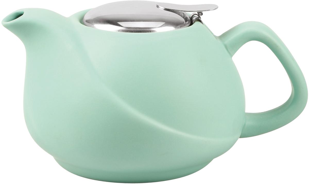 Чайник заварочный Fissman, с ситечком, 750 мл. 9322 fissman заварочный чайник 750 мл с ситечком tp 9204 750 fissman