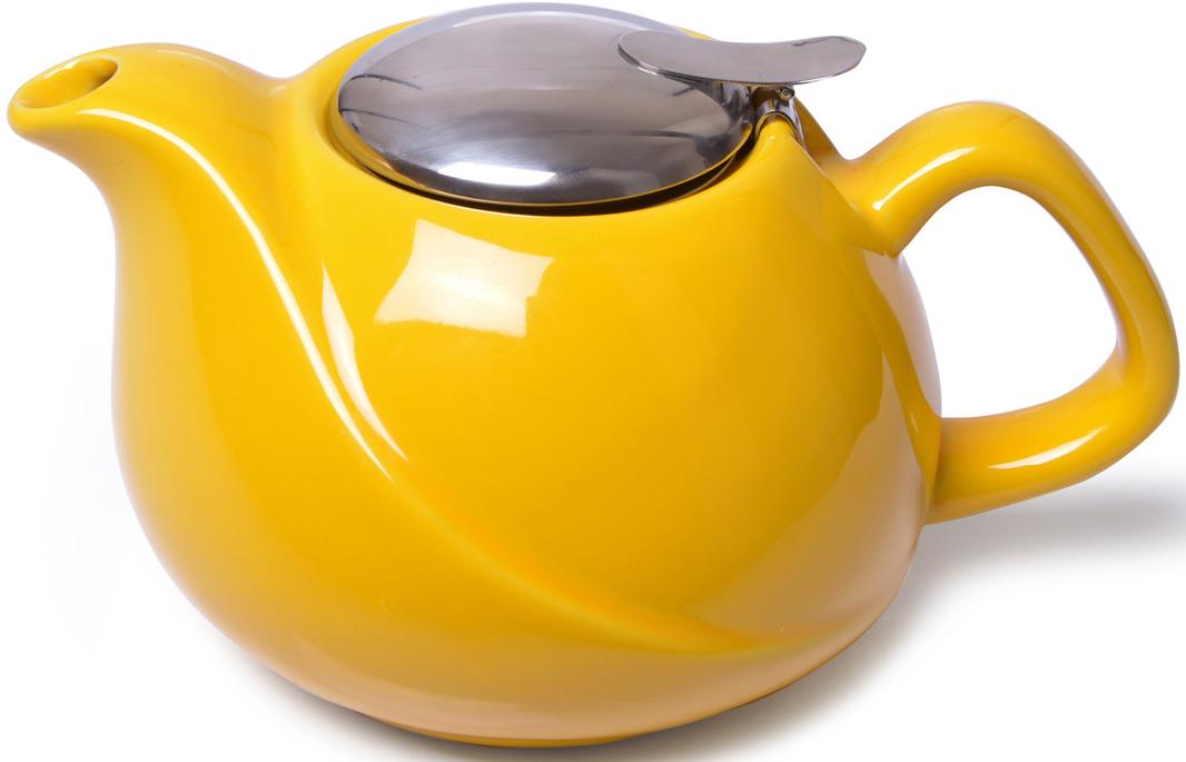 Заварочный чайник изготовлен из керамики, произведенной с применением инновационной технологии. Керамический чайник стал более прочным и лучше сохраняет тепло, благодаря дополнительной обработке в печах. На керамический чайник наносится высококачественная эмаль в несколько слоев. Ситечко из нержавеющей стали не окисляется, не придает посторонних вкусов и запахов, и не позволит чаинкам попасть к вам в чашку. Самые современные цвета и прогрессивный дизайн сделают дом еще более уютным и гостеприимным.