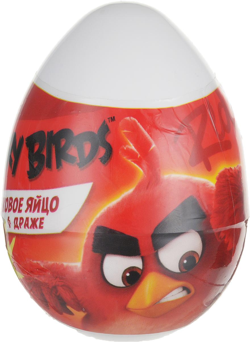 Angry Birds пластиковое яйцо с драже, 20 г игровой набор angry birds telepods сражение