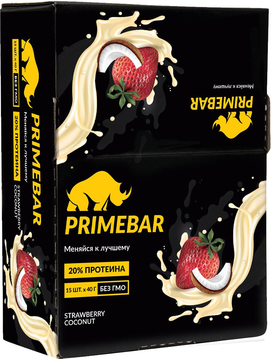 Батончик протеиновый Prime Kraft