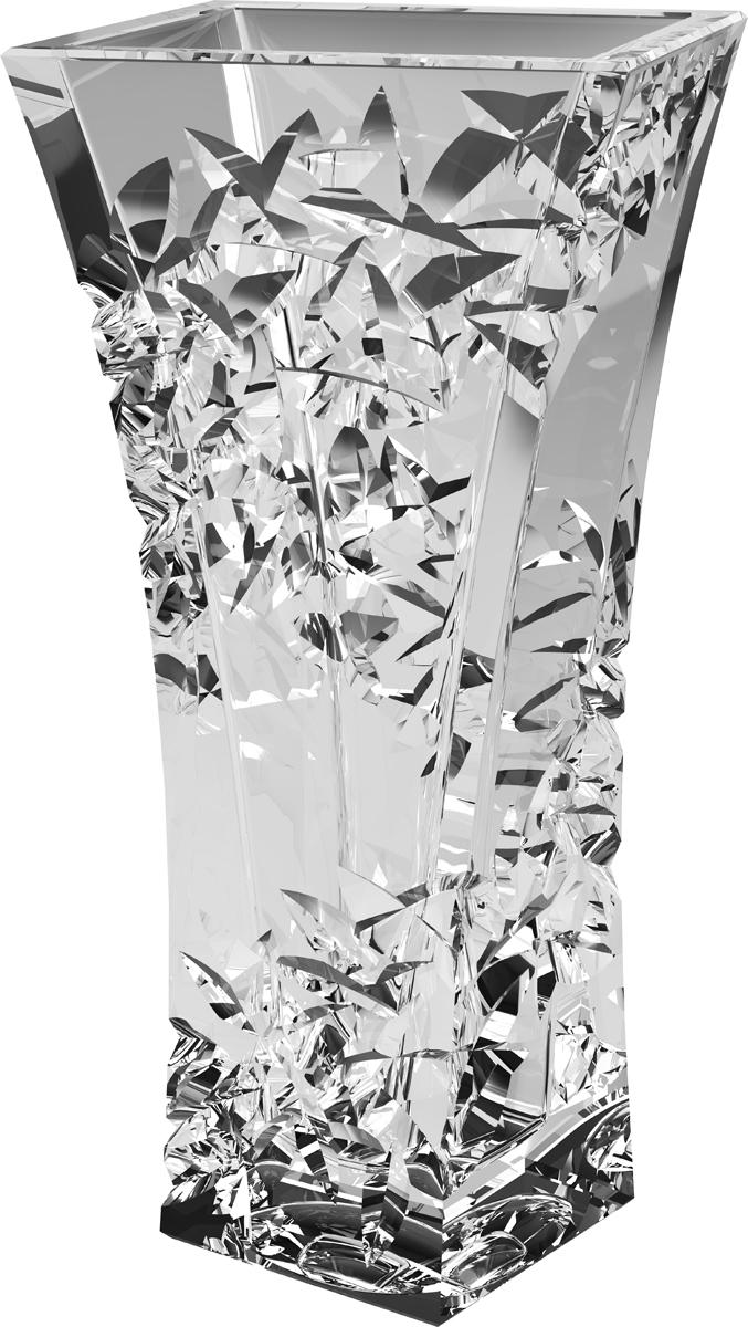 Ваза Crystal Bohemia Samurai, высота 29 см990/81170/0/22615/290-109Настоящий чешский хрусталь c содержанием оксида свинца 24%, что придает ему неповторимую игру света всеми цветами спектра за счет исключительного светопреломления, абсолютную прозрачность и поразительный блеск.Хрусталь - атрибут роскоши в доме и благосостояния его хозяев.Экологически чистый материал.
