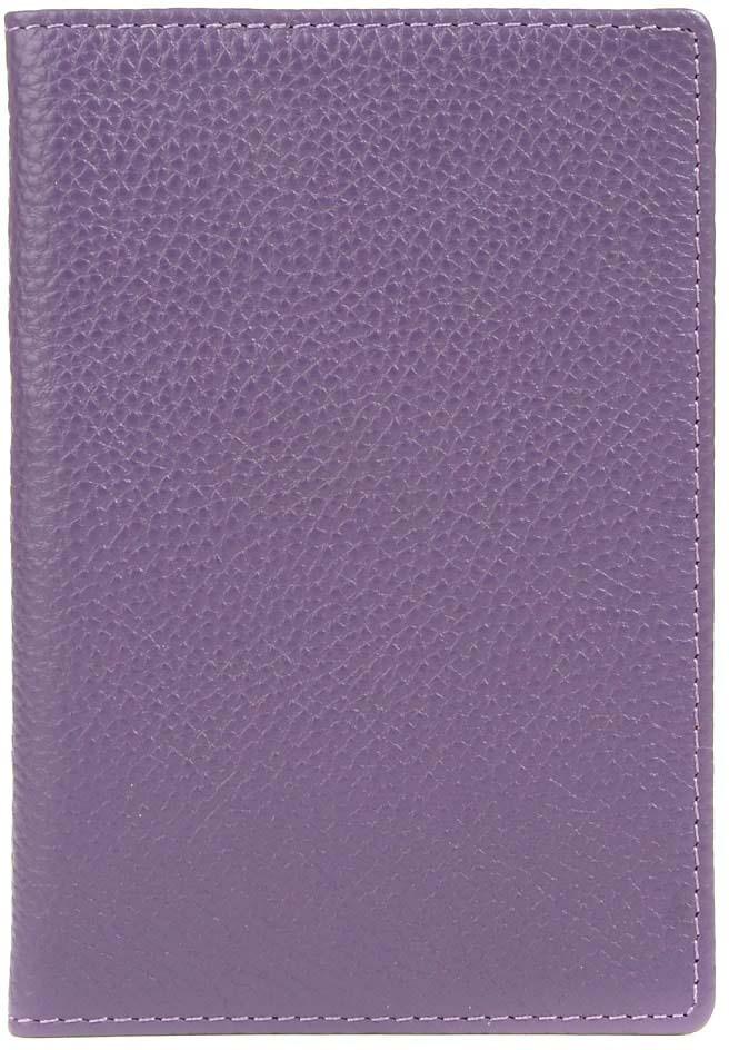 Обложка для паспорта женская Jane's Story, цвет: фиолетовый. H-01-PL-01-74 обложка для паспорта женская labbra цвет фиолетовый l054 0011
