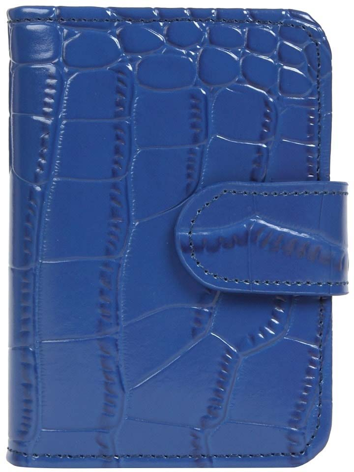 Визитница женская Jane's Story, цвет: голубой. K-C-P01-82 пальто alix story alix story mp002xw13vur