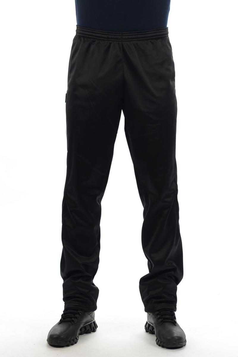 Брюки мужские Stayer, цвет: черный. 20711/10. Размер 56-188 ветровка мужская stayer цвет желтый 41616 60 размер 56 188