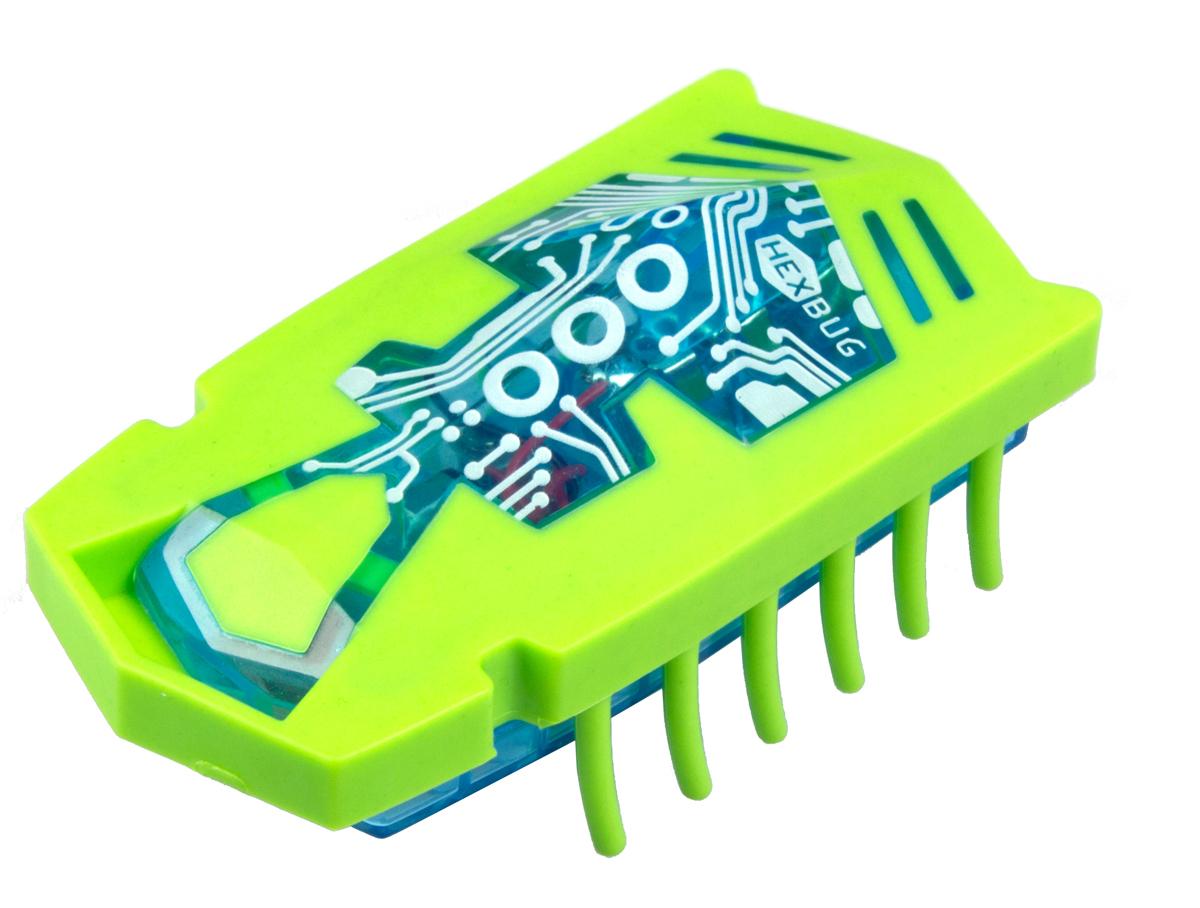 Hexbug Микро-робот Nano Junior цвет зеленый