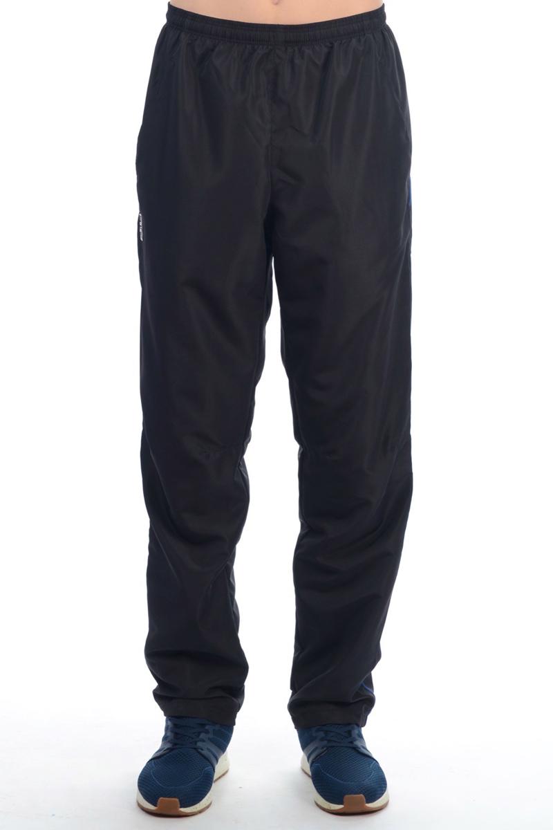 Брюки мужские Stayer, цвет: черный. 21608/10. Размер 56-188 ветровка мужская stayer цвет желтый 41616 60 размер 56 188