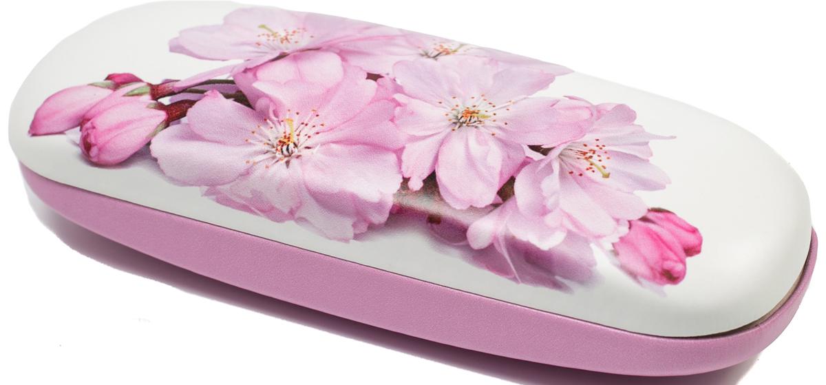Футляр для очков женский Mitya Veselkov, цвет: белый, розовый. DS-31.4col.3 футляр для картриджей 2 стилуса для приставки ds lite красно белый
