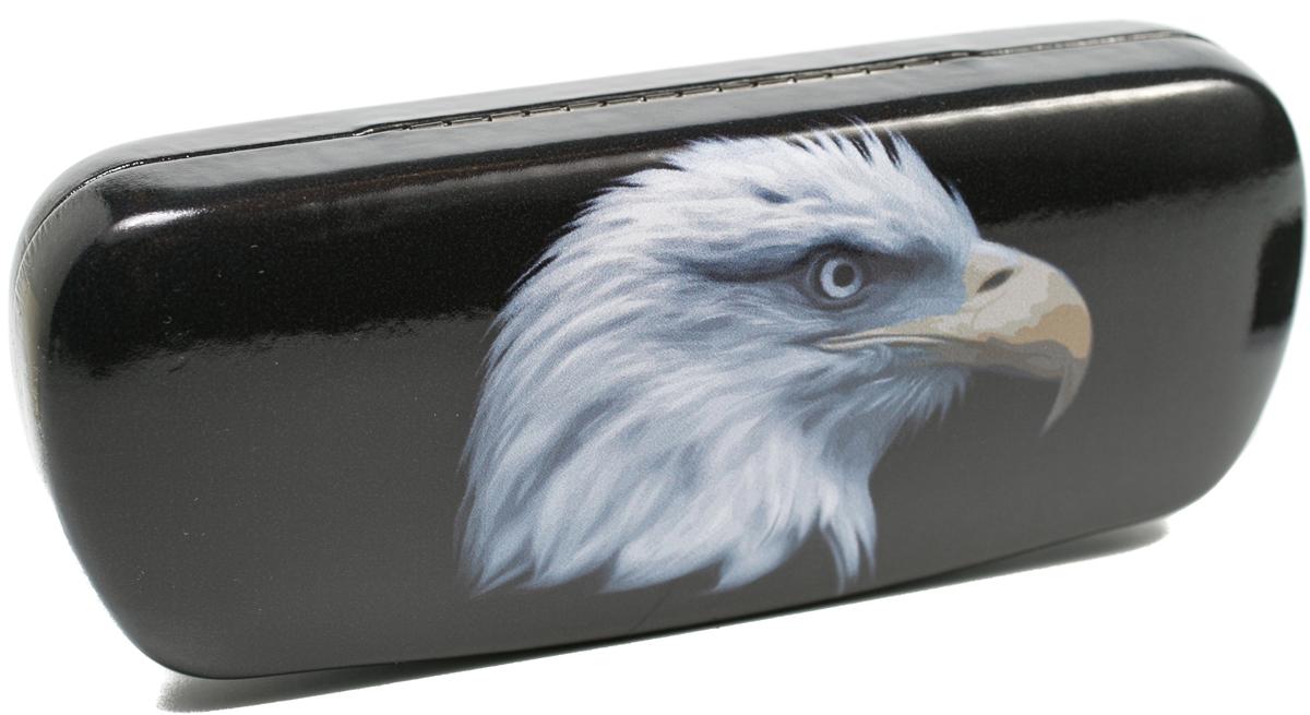 Футляр для очков мужской Mitya Veselkov, цвет: черный. DS-52.1col.4 футляр для очков elole design черный тип 2 нат кожа