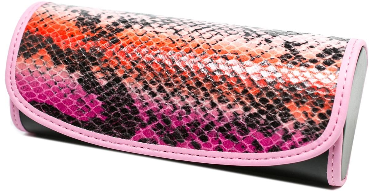 Футляр для очков женский Mitya Veselkov, цвет: розовый, черный. EI-230col.6 футляр для очков женский mitya veselkov цвет черный b229c5