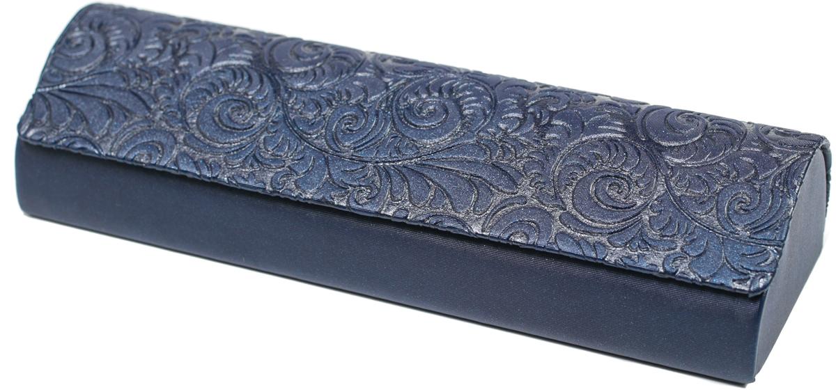 Футляр для очков женский Mitya Veselkov, цвет: синий. GM-10807-1AAс4 футляр для очков бюро находок синий кит цвет синий