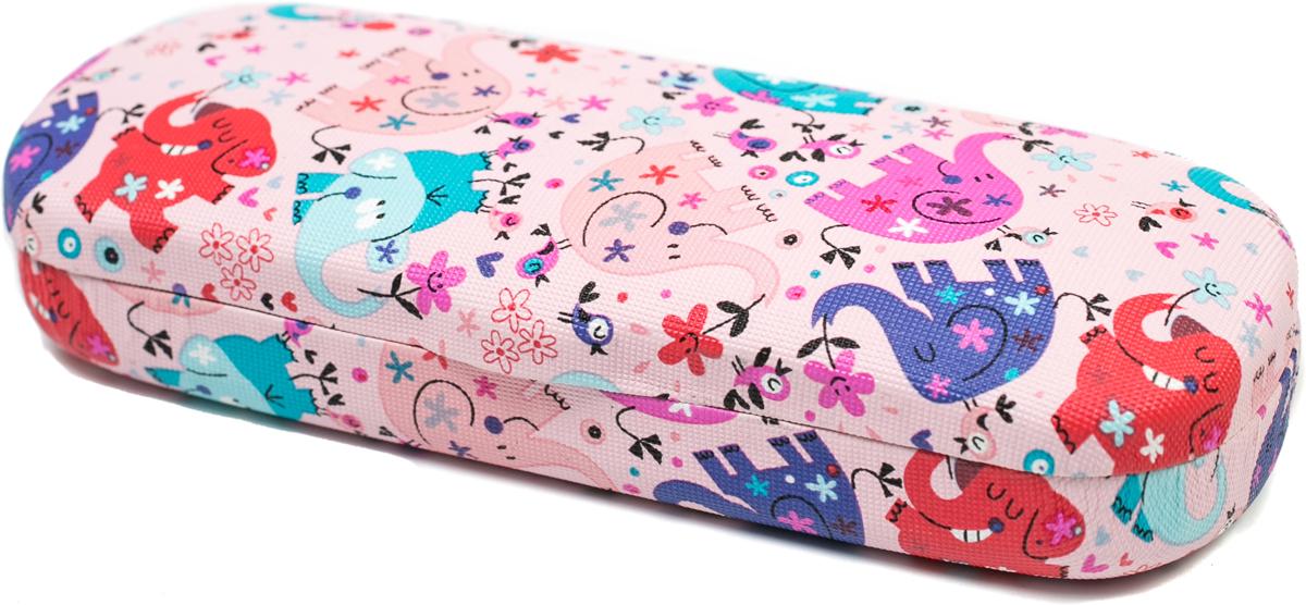 Футляр для очков для мальчика Mitya Veselkov, цвет: розовый. GM-2806-BBс3 - Корригирующие очки