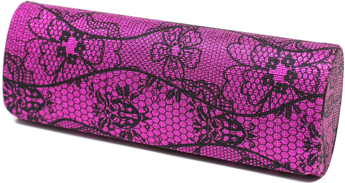 Футляр для очков женский Mitya Veselkov, цвет: фиолетовый. GM-AL-10207-A6с5