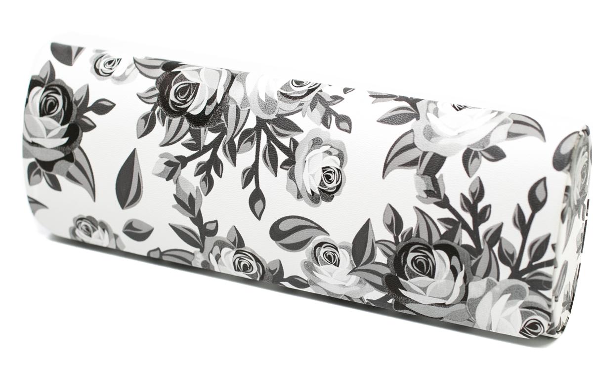 Футляр для очков женский Mitya Veselkov, цвет: белый, черный. SCH-10.5col.4 футляр для очков elole design черный тип 2 нат кожа