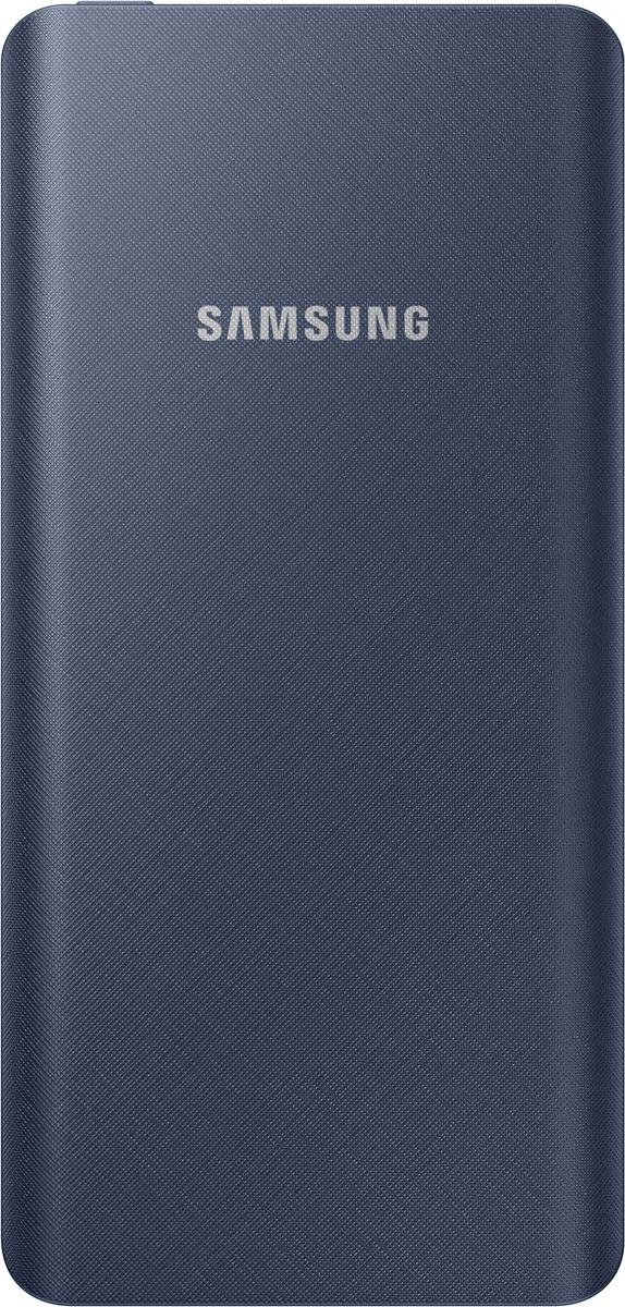 Samsung EB-P3000C, Dark Blue внешний аккумулятор с USB Type-C (10000 мАч)EB-P3000CNRGRUКогда ты в дороге и находишься далеко от розетки, подключи свой Galaxy S9 или S9+ к внешнему аккумулятору, чтобы продлить время работы смартфона. Он достаточно компактный, чтобы поместиться в кармане или сумочке, но при этом очень функциональный как по емкости батареи, так и по скорости зарядки.