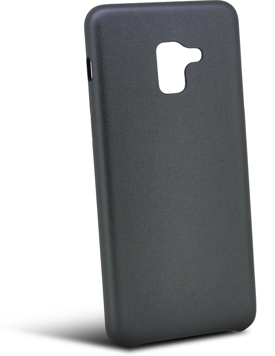 Samsung BackCover чехол для Galaxy A8, Dark Gray blackview a8 смартфон
