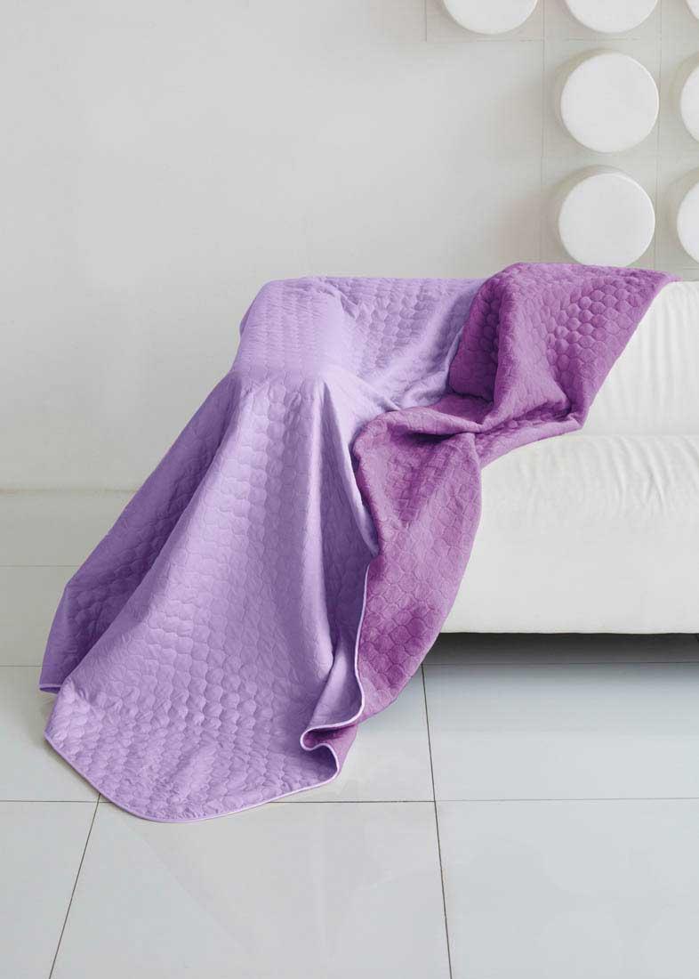 Одеяло  Sleep iX , наполнитель: синтепон, цвет: фиолетовый, 180 х 220 см. pva220200 -  Одеяла