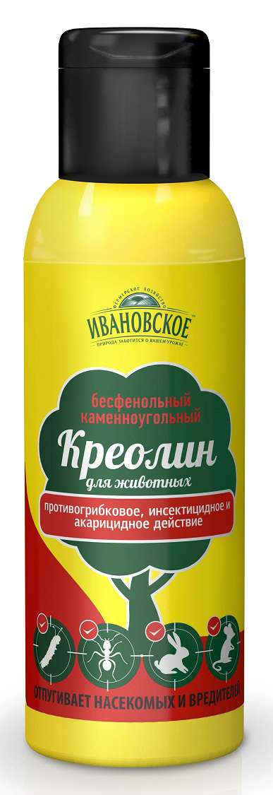 Удобрение Фермерское хозяйство Ивановское Креолин, 100 мл