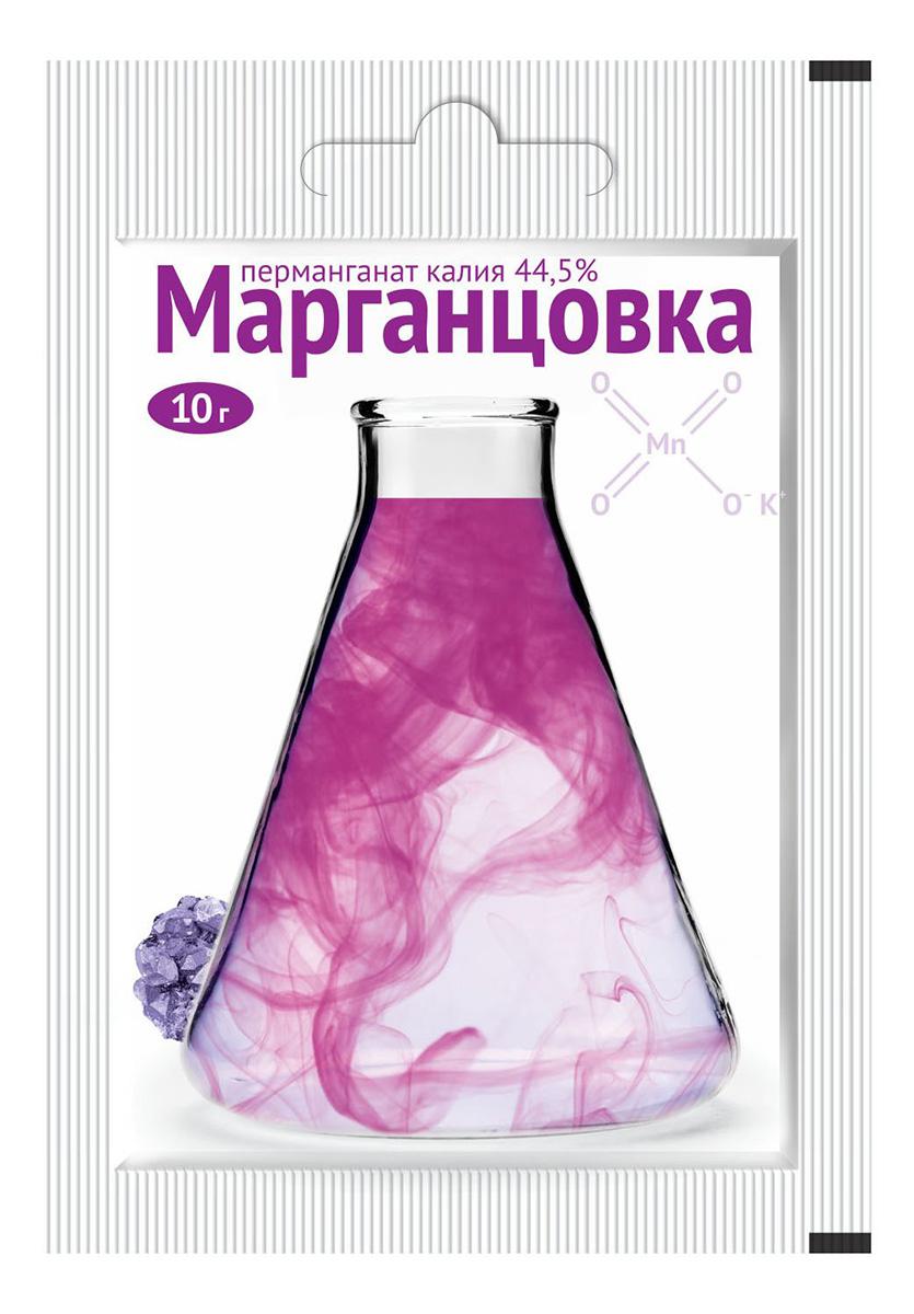 """Препарат Ваше хозяйство """"Марганцовка"""" применяется в качестве антисептического, антибактериального и обеззараживающего средства. В быту раствором марганцовки моют и протирают поверхности в помещениях, предназначенных для дальнейшего стерильного использования."""