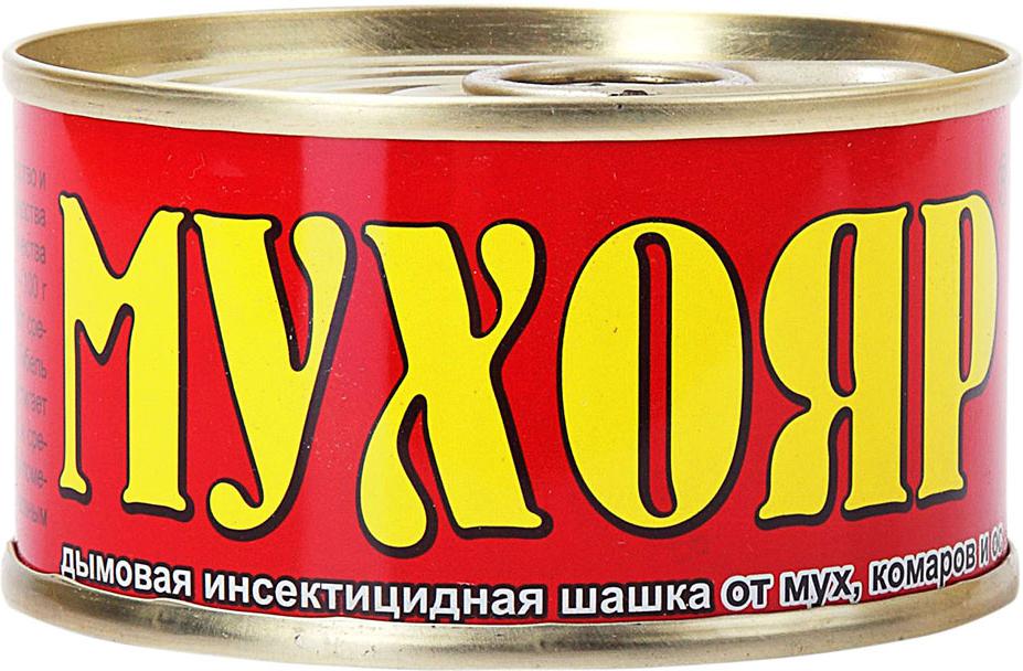 Шашка дымовая Ваше хозяйство Мухояр, 100 г