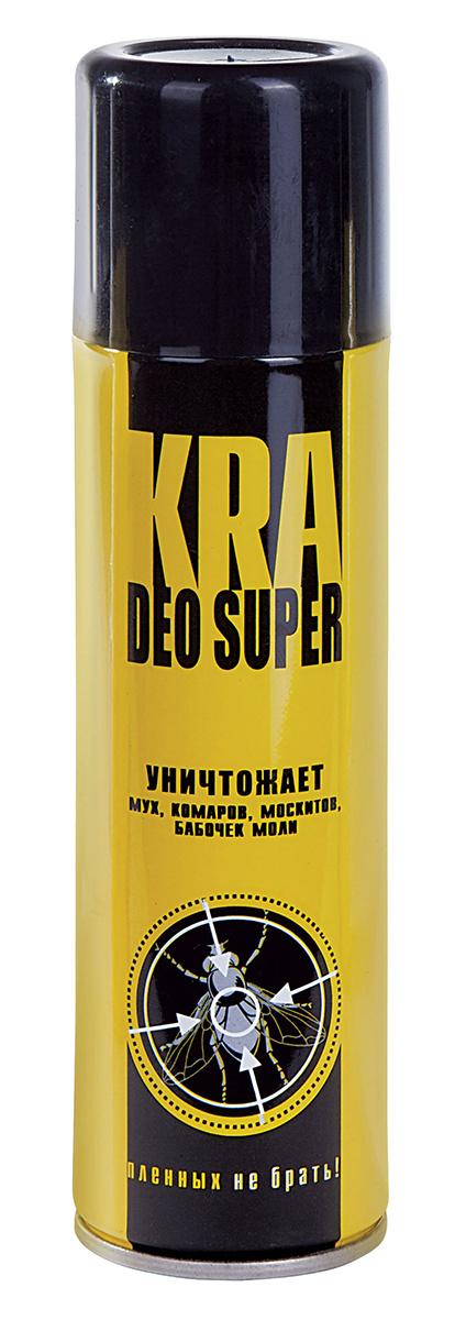 Аэрозоль от летающих насекомых Ваше хозяйство Кра-део, 300 см куб средство от мух флайт