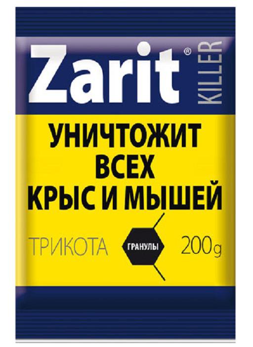 Гранулы от вредителей Зарит ТриКота, 200 г